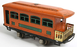 Pre-War and Post-War Lionel Trains
