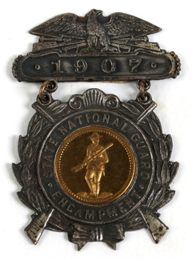 World War I Era Badges, Medals and Insignias