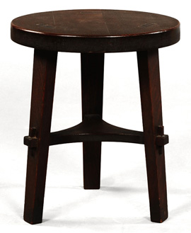 Stickley Brothers Tabouret Table