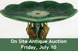 July 10 - Onsite Antique Auction